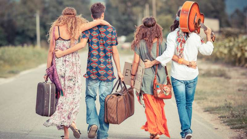 1960's and the hippie movement